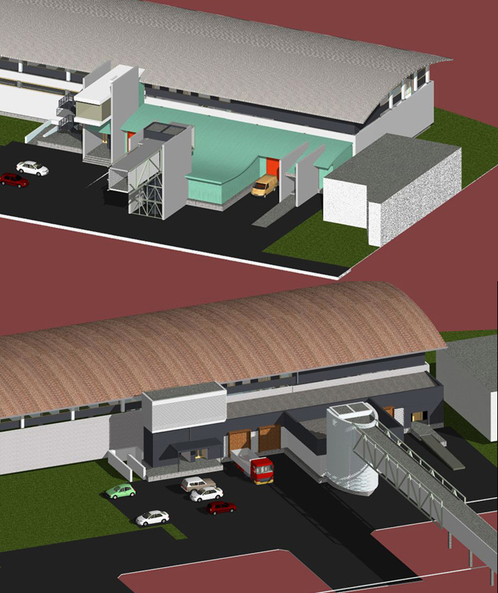 Centre hospitalier d avignon projet pharmag j r me for Collaborateur d architecte onisep