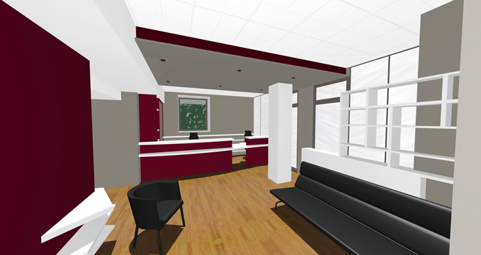 renovation cabinet medical saint charles montpellier. Black Bedroom Furniture Sets. Home Design Ideas