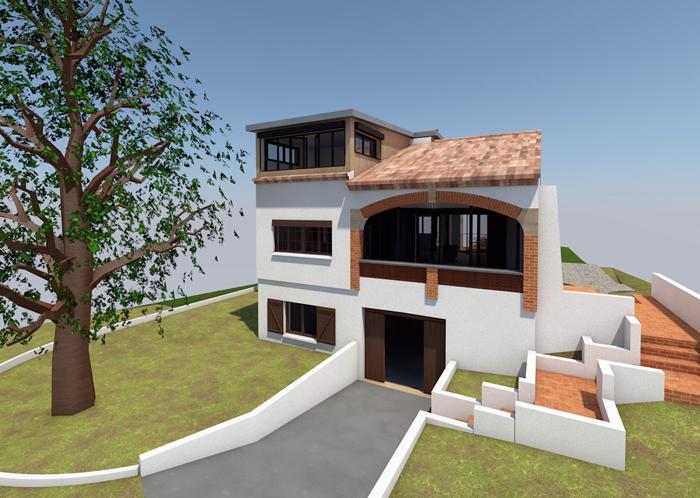 ESQ LAHMEL Pers Plan Coul SUD Projet D 0716