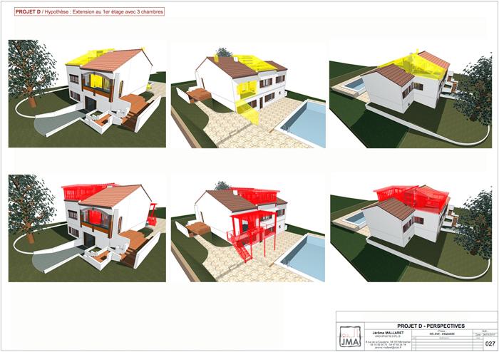VISUALISATION des phases DÉMOLITION & CONSTRUCTION sur MAQUETTE NUMÉRIQUE BIM